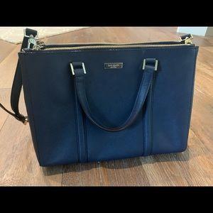 Kate Spade Handbag-Navy
